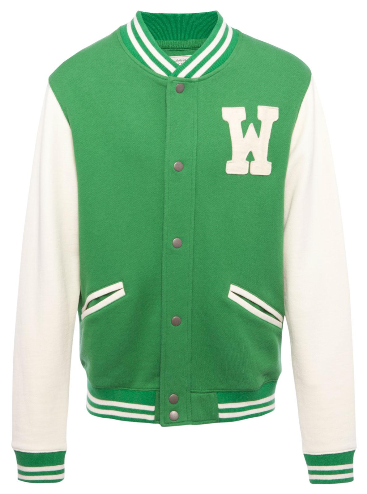 Green Jackets Baseball - My Jacket