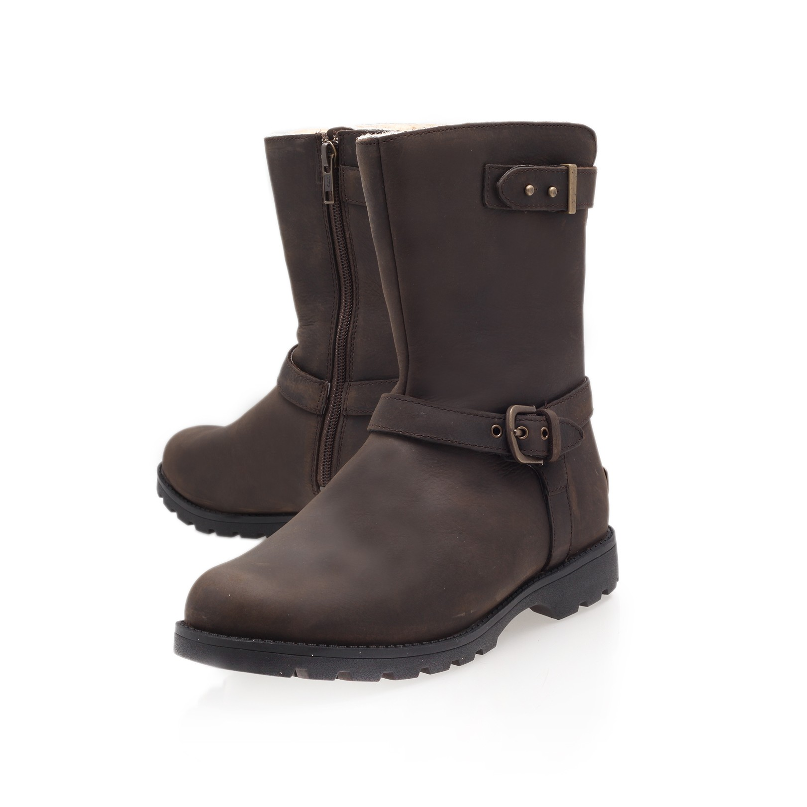 fbdb00182e0 Leather Ugg Boots Grandle - cheap watches mgc-gas.com