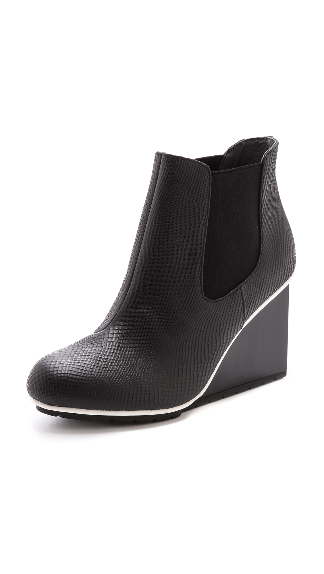 United Nude Chelsea Lo Boot Black - Ankle Boots