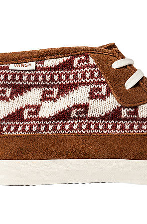 b0ce690a11 Lyst - Vans The Vans X Krochet Kids Rata Mid Sneaker in Brown for Men