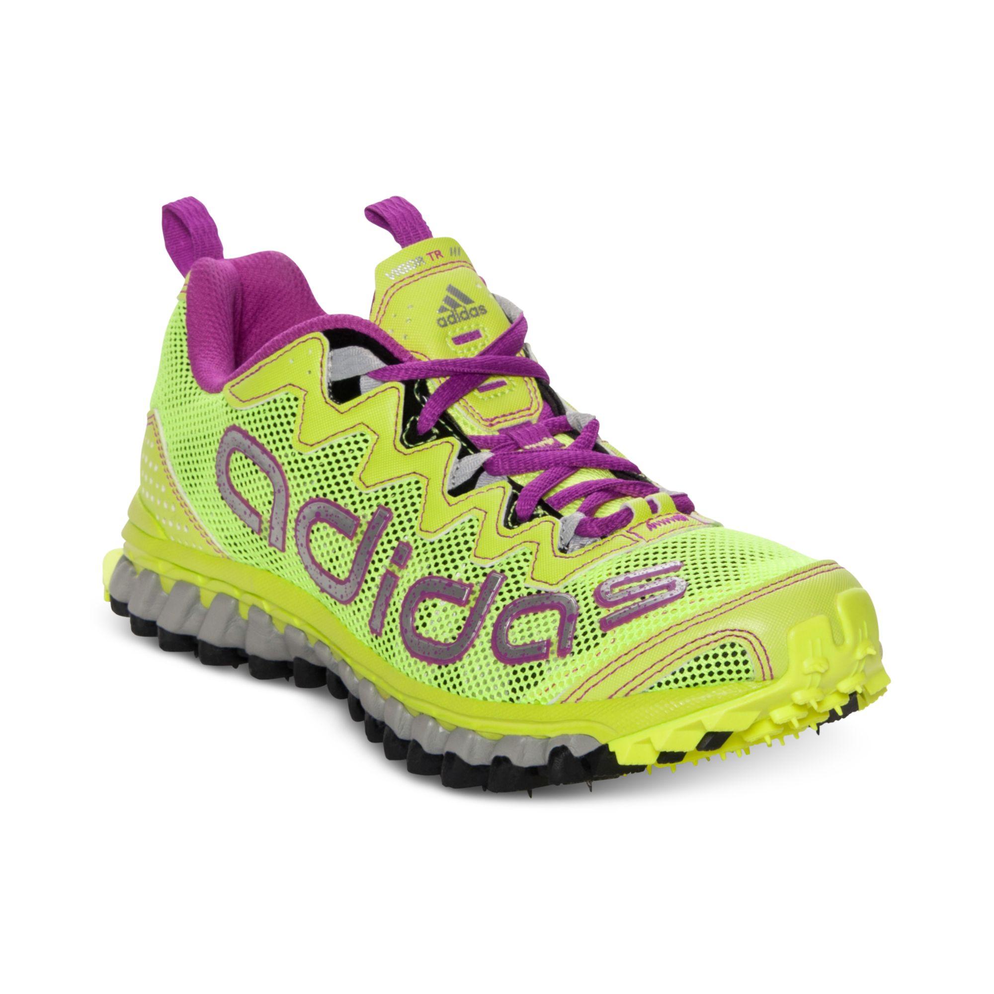 best sneakers 543ff 33ba6 Lyst - adidas Mens Shoes Vigor 3 Trail Running Sneakers in G