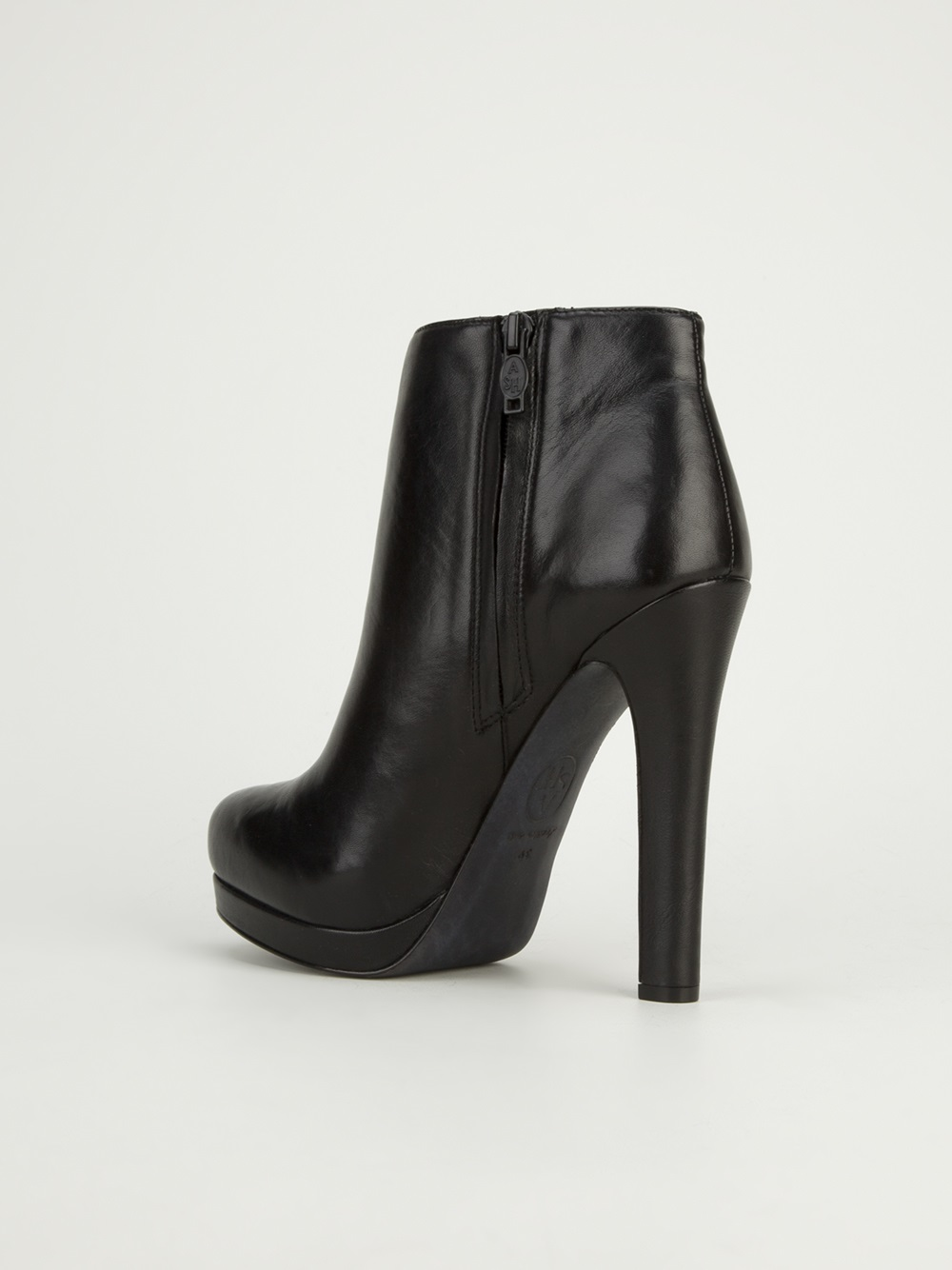 High Heel Ankle Boots - Cr Boot