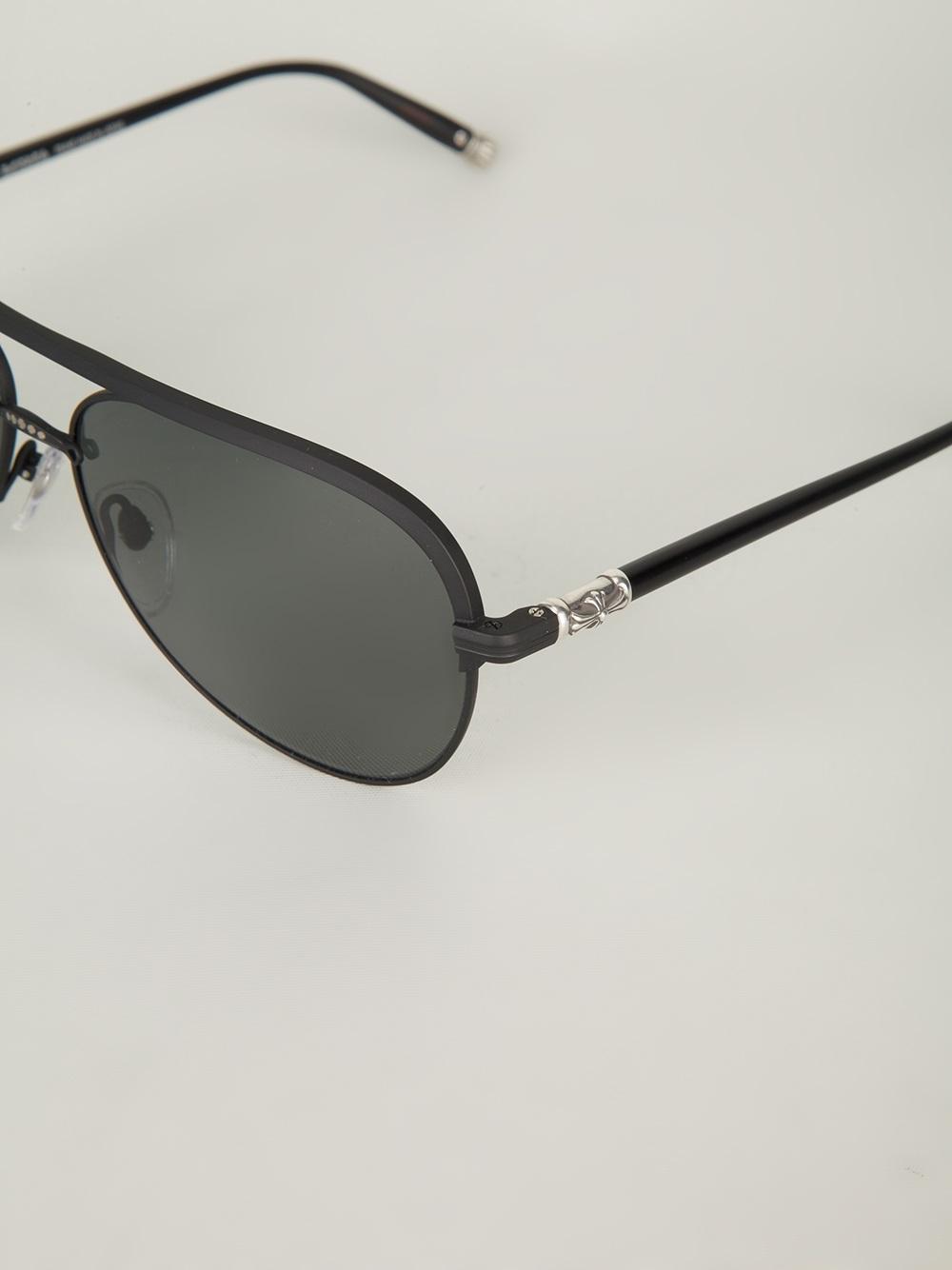 Chrome Hearts Probasshole Sunglasses In Black For Men Lyst