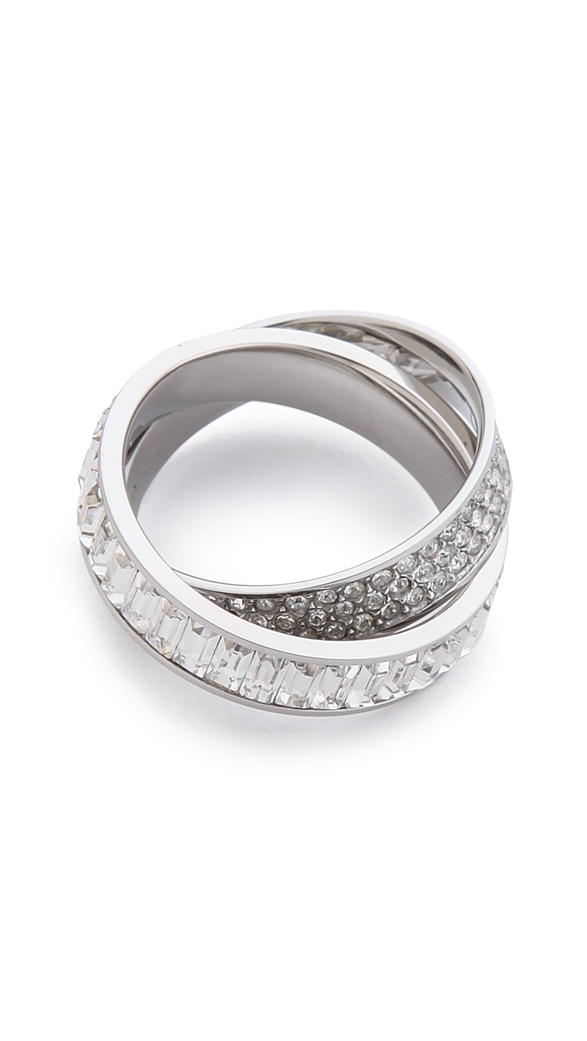 Michael Kors Intertwined Ring