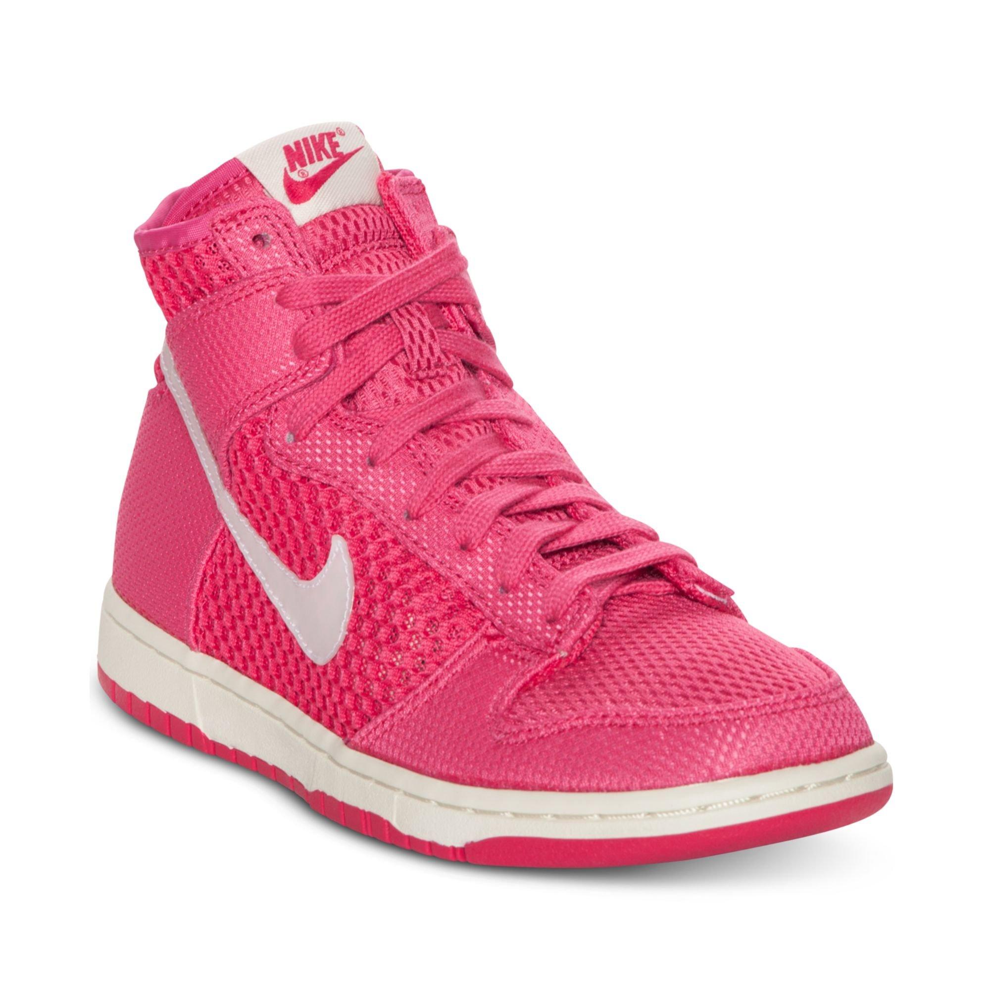 Nike Dunk High Skinny Women S Casual Shoes
