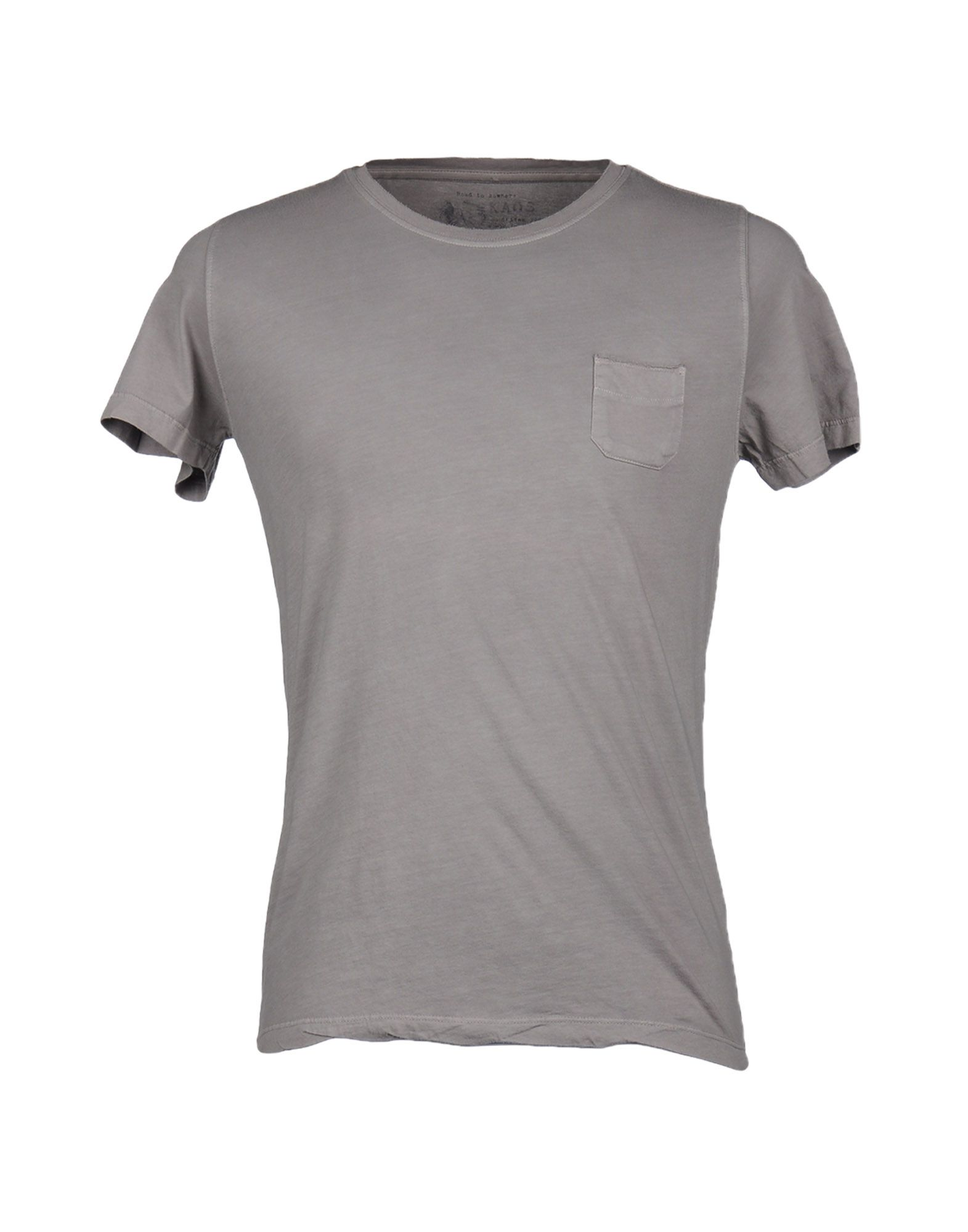 Kaos Short Sleeve T-shirt in Gray for Men (Grey)   Lyst