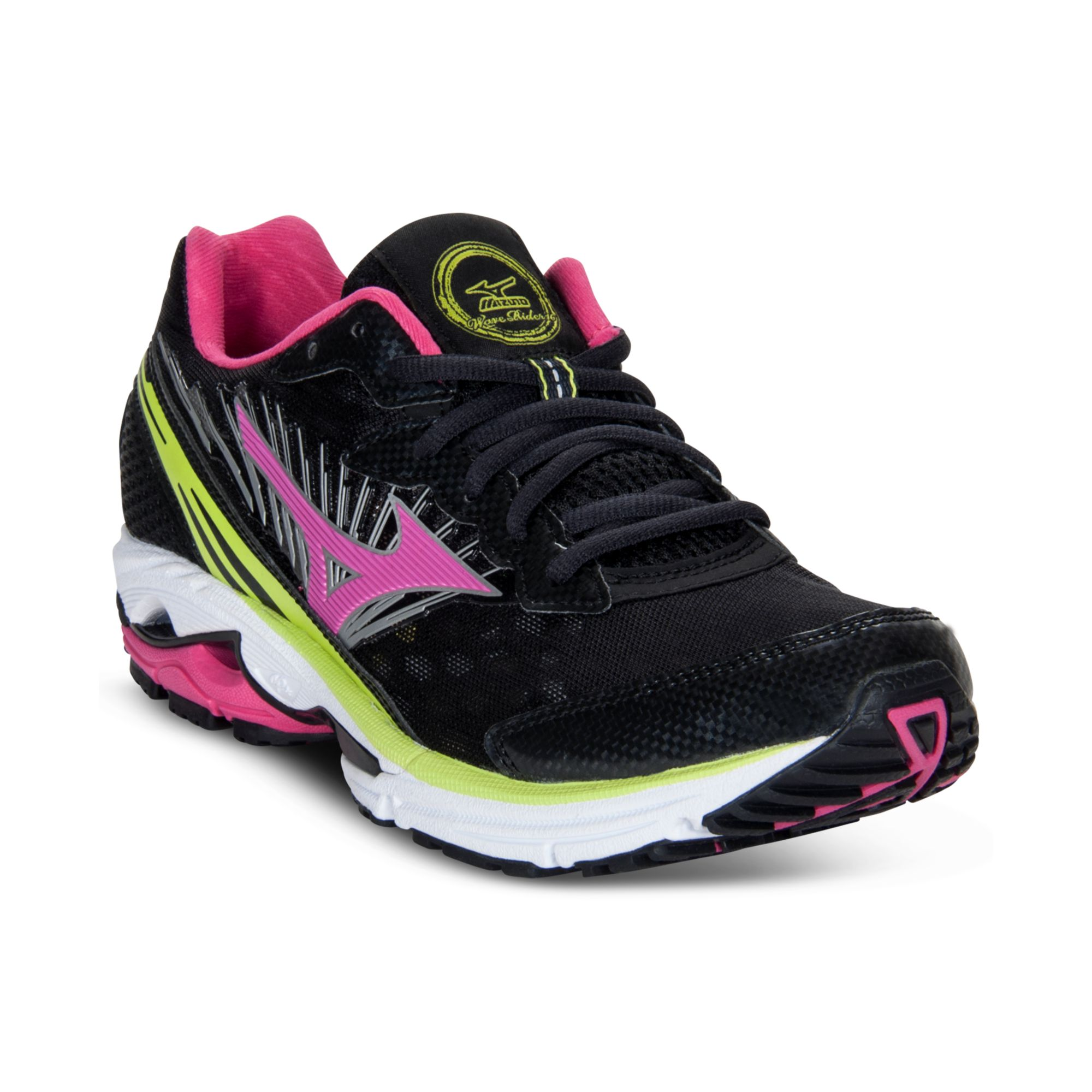 Mizuno Women S Wave Rider  Running Shoe
