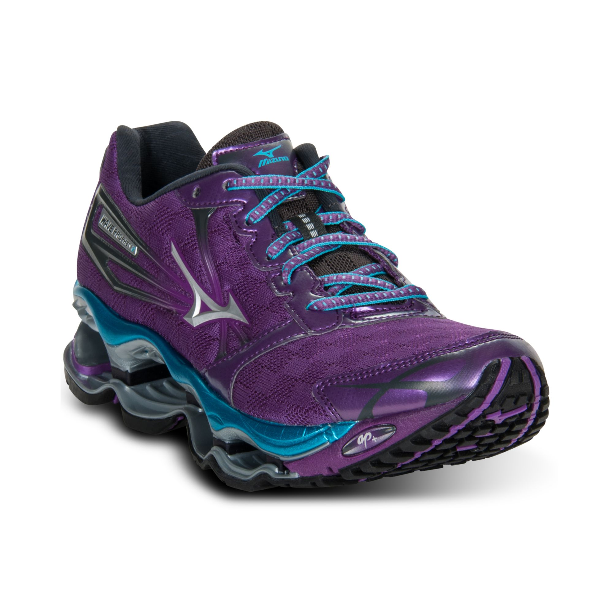 ... Running Shoes For Women In Sky Blue Orange Mizuno Wave Prophecy 2  Purple womens mizuno wave prophecy blue pink . ...