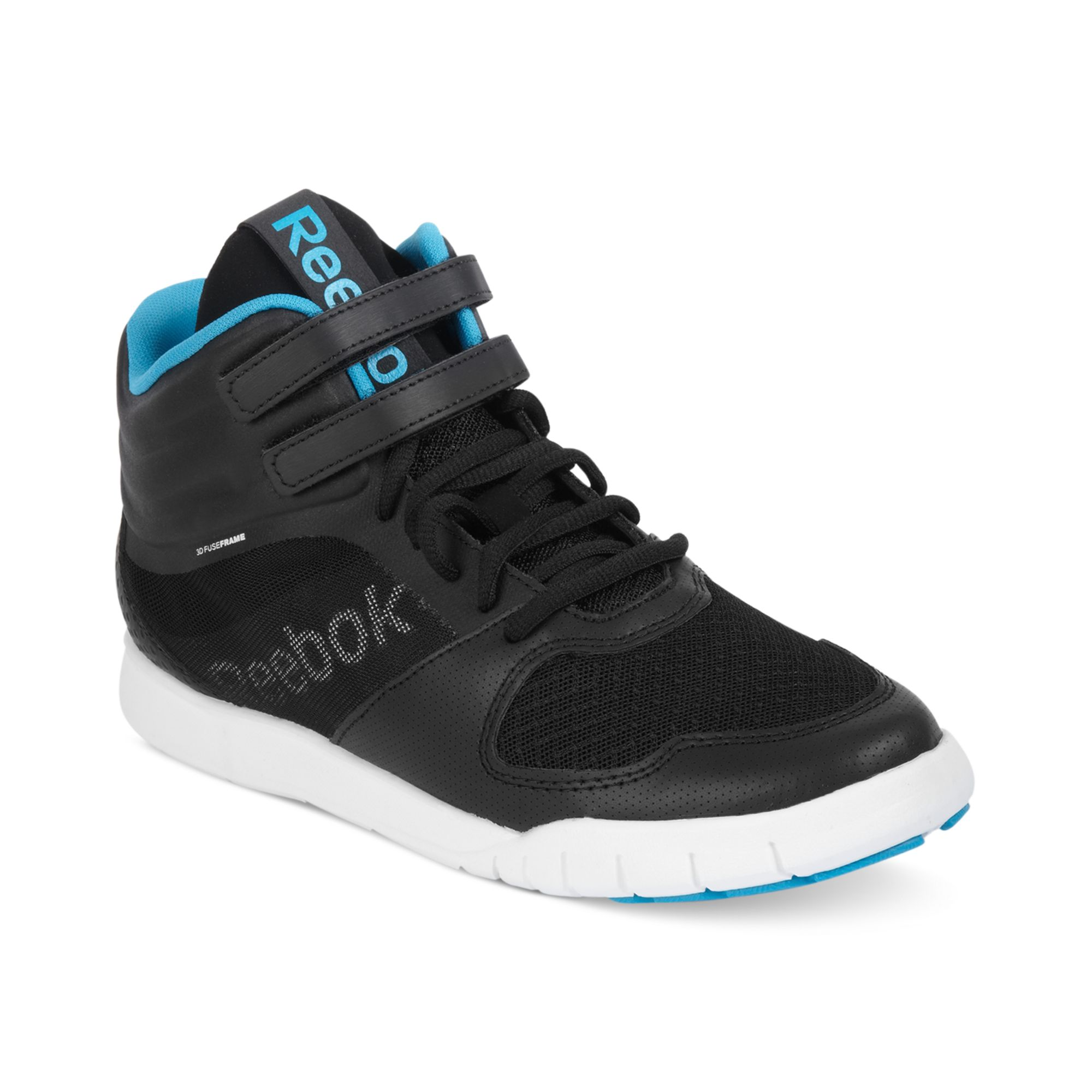 3f59f68edab Lyst - Reebok Dance Urlead Mid Sneakers in Blue