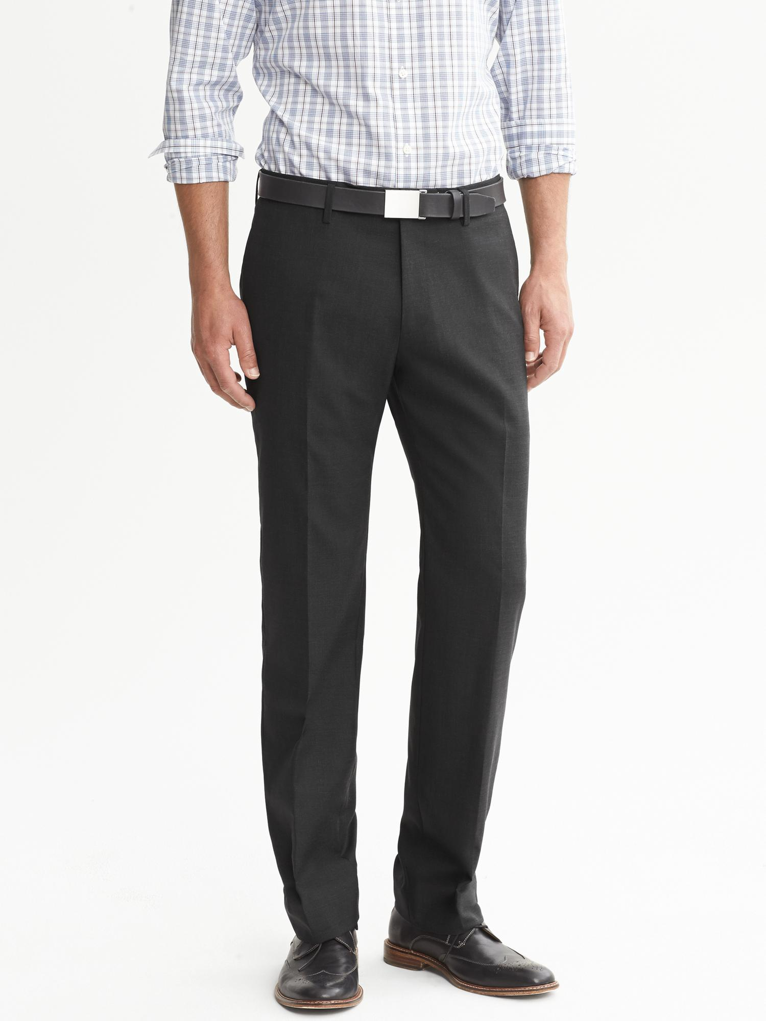Shop for men's charcoal mens dress pants online at Men's Wearhouse. Browse the latest charcoal mens dress pants styles & selection from gtacashbank.ga, the leader in men's apparel. FREE Shipping on orders $99+!