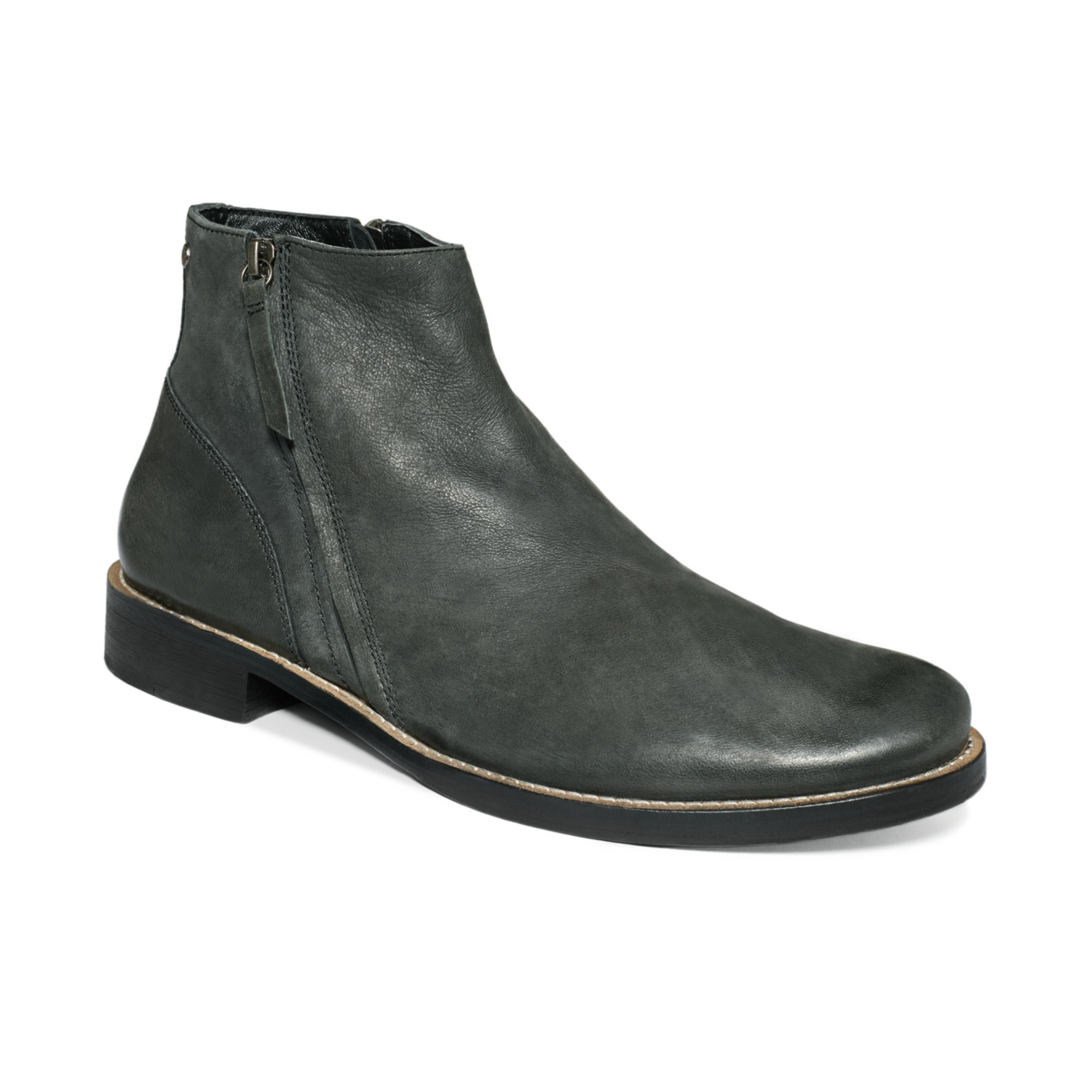 diesel experience overland boots in black for lyst
