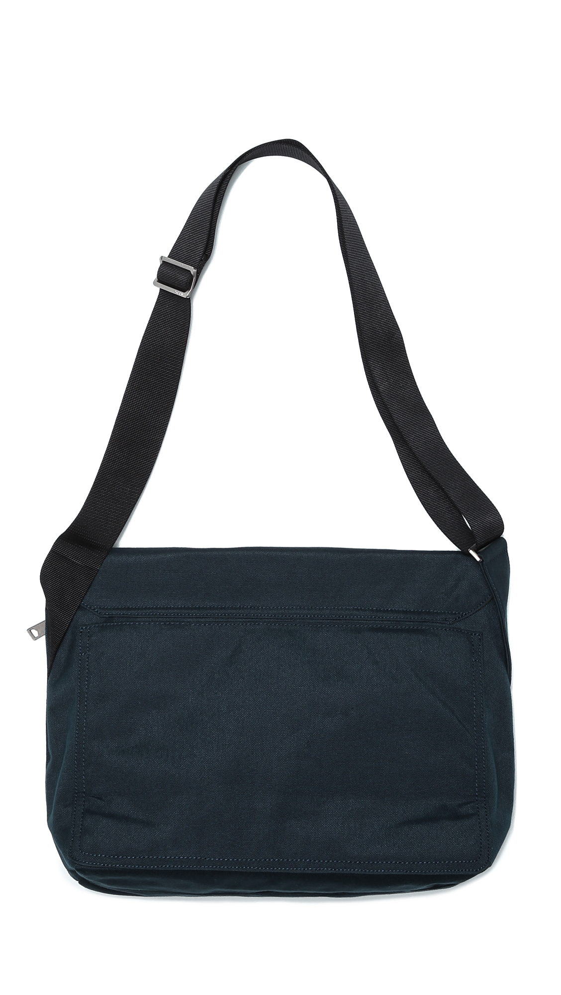 Jack Spade Nylon Canvas Computer Field Bag In Navy Olive Blue For Men Lyst