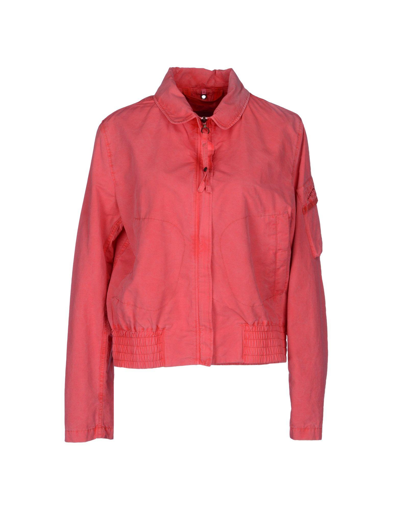 murphy nye jacket in red coral lyst. Black Bedroom Furniture Sets. Home Design Ideas