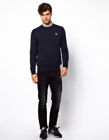 Crew Neck Sweater With Jeans Jeans Crew Neck Sweater