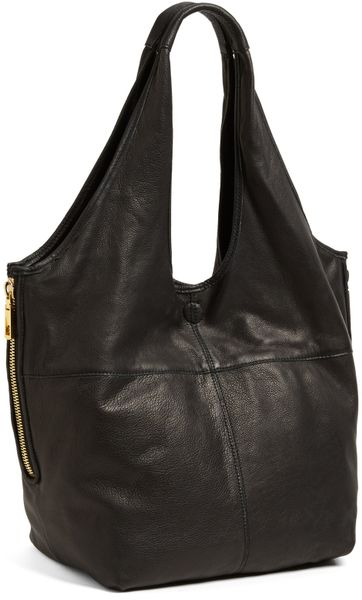 Steven By Steve Madden London Hobo in Black