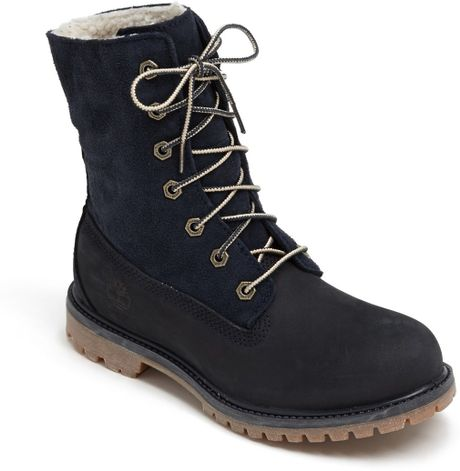 Brilliant Timberland Womens Waterproof NAVY BLUE Nellie Chukka Double Sole 23311 ALL SIZES | EBay