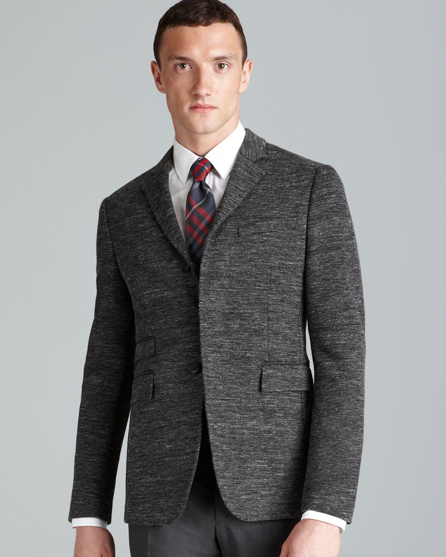 Burberry London Sanderstead Sport Coat Slim Fit in Gray for Men | Lyst
