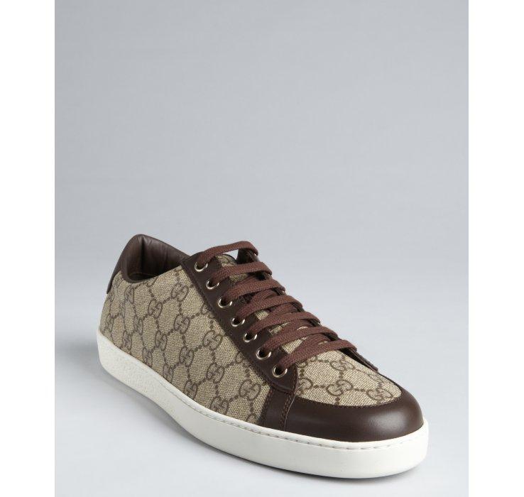 Gucci Men S Lace Up Shoes