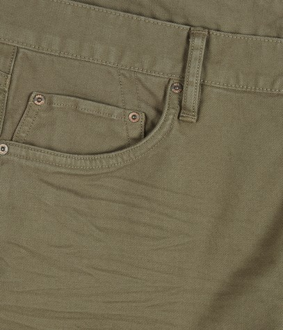 AllSaints Sodium Cigarette Jeans in Light Khaki (Natural) for Men