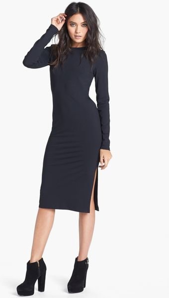 Leave a little to the imagination in the hottest long sleeve dresses in curve hugging bodycon, subtle midi or sexy lace + 50% off your 1st order!