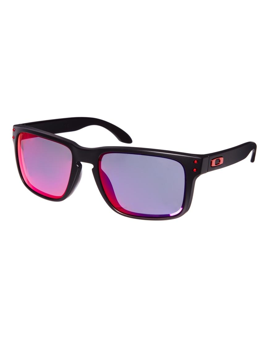 Asos Oakley Holbrook Sunglasses In Black For Men Lyst