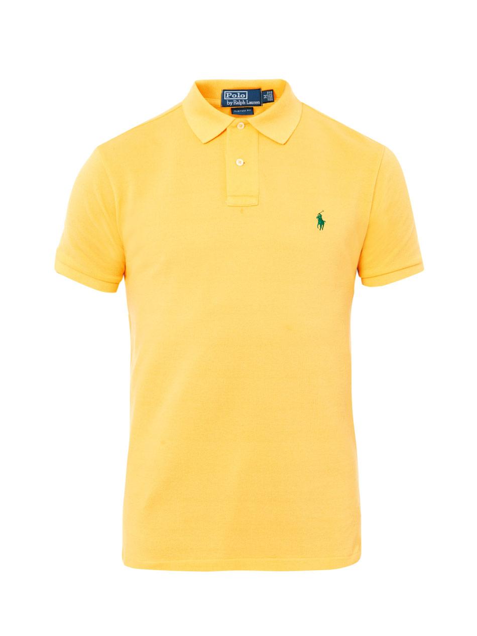Polo ralph lauren small pony custom fit polo shirt in for Polo ralph lauren custom fit polo shirt