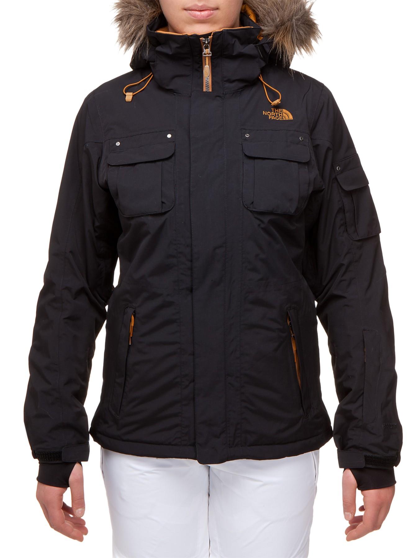 c74628278 The North Face Black Baker Jacket