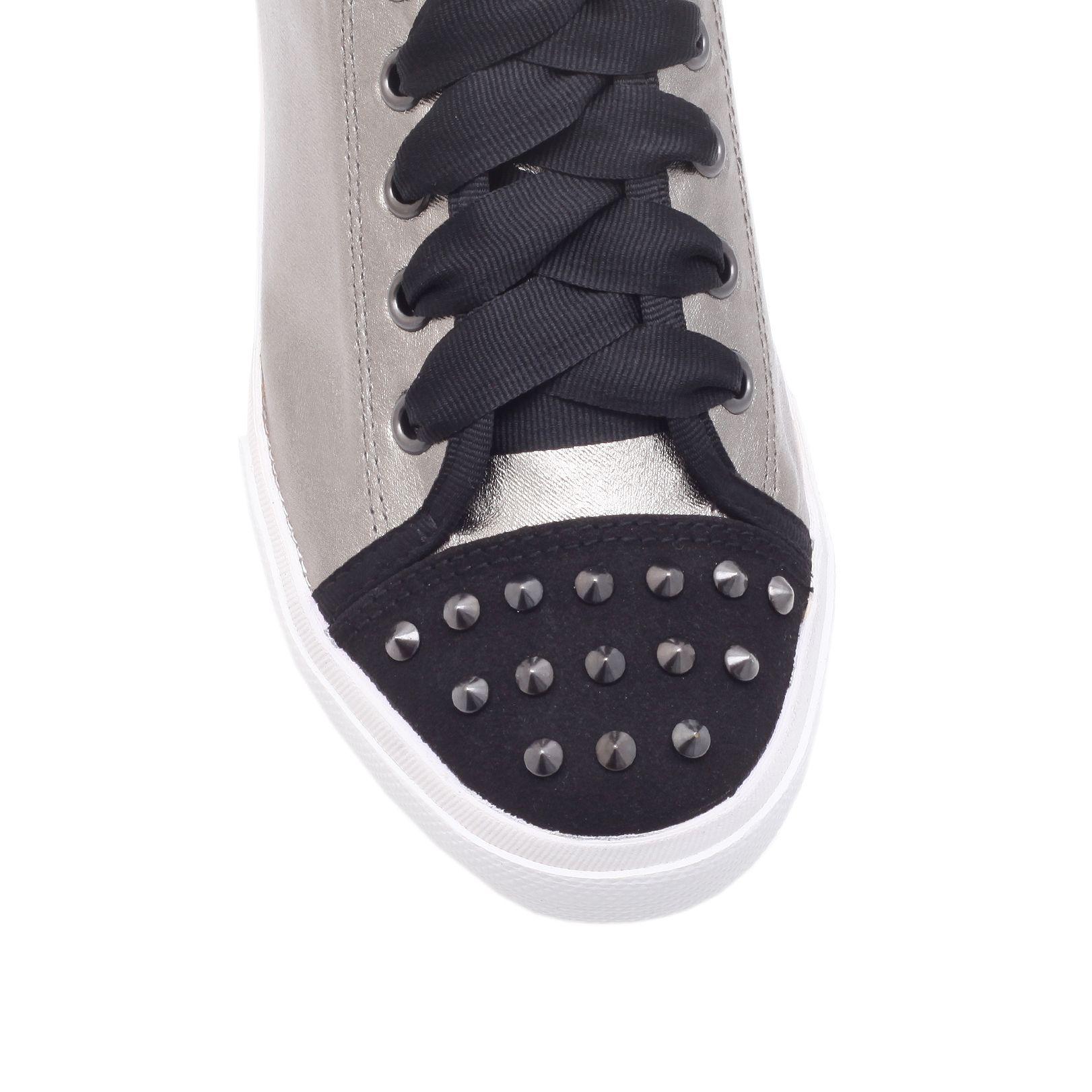 Carvela Kurt Geiger Jenson Trainer Shoes in Grey (Grey) for Men