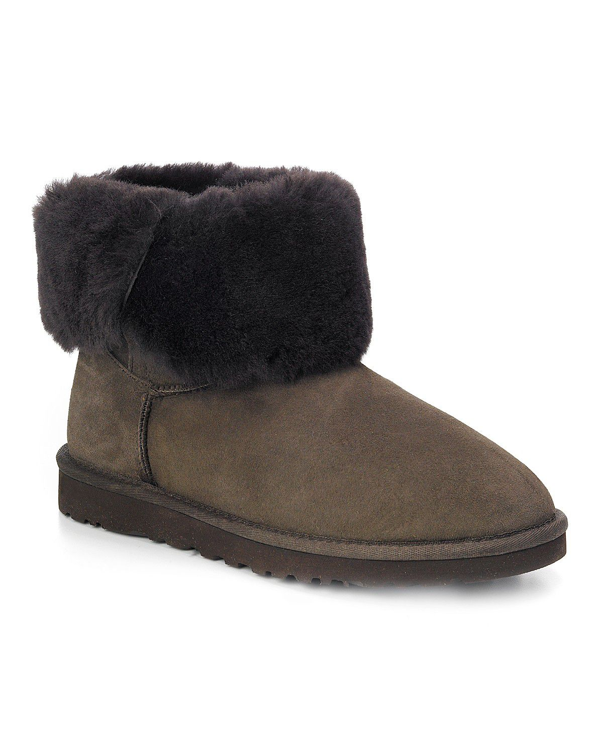3decabf6fe5 Lyst - Ugg Boots - Bailey Button in Brown