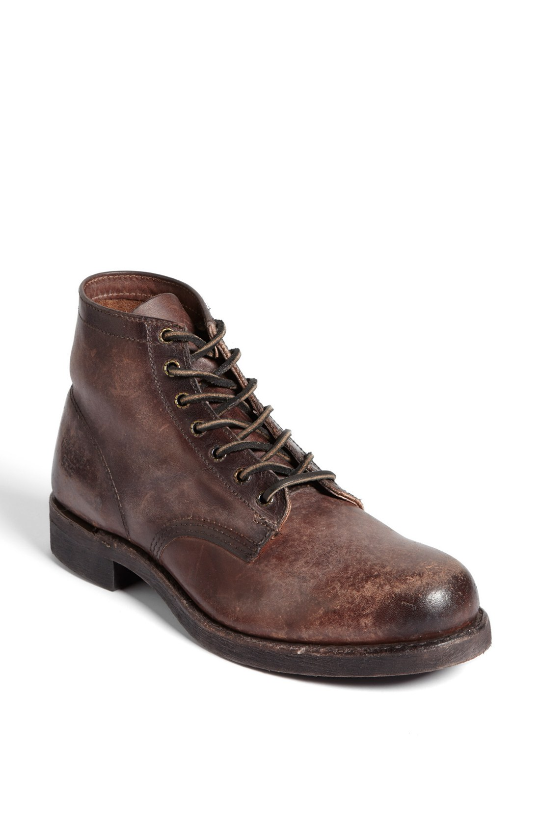 how to clean frye boots