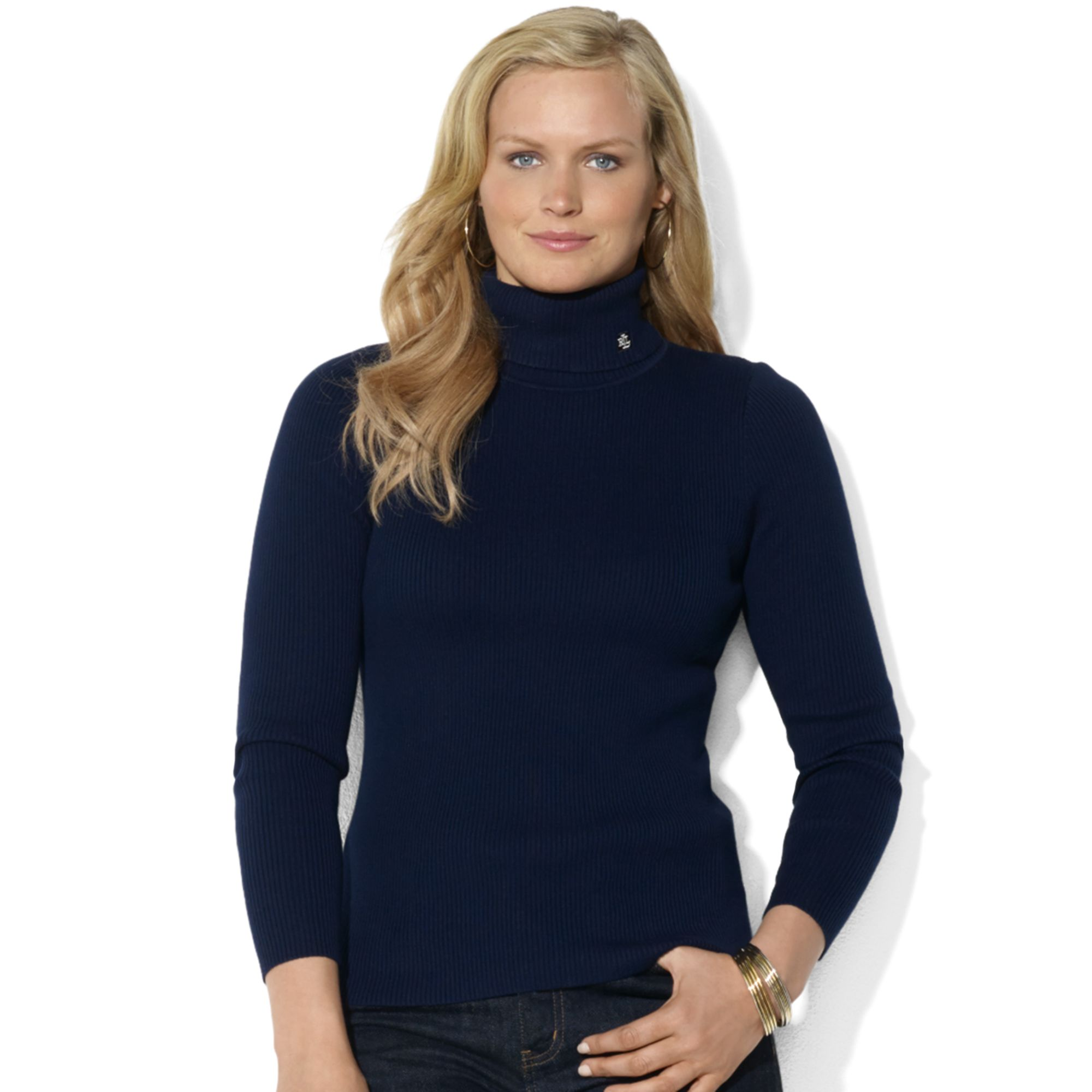Lauren by ralph lauren Lauren Ralph Lauren Plus Size Sweater ...