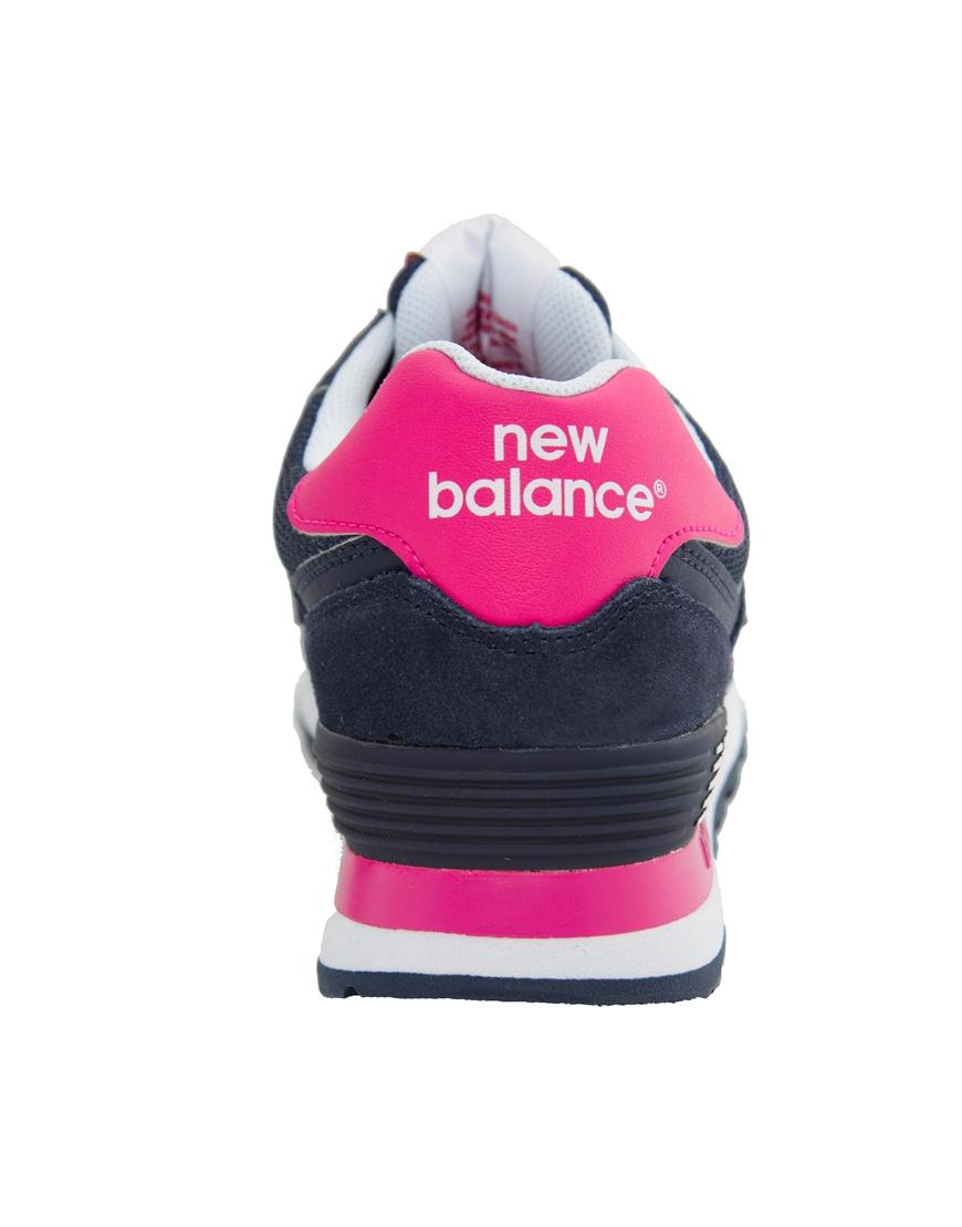 new balance 27 rosa