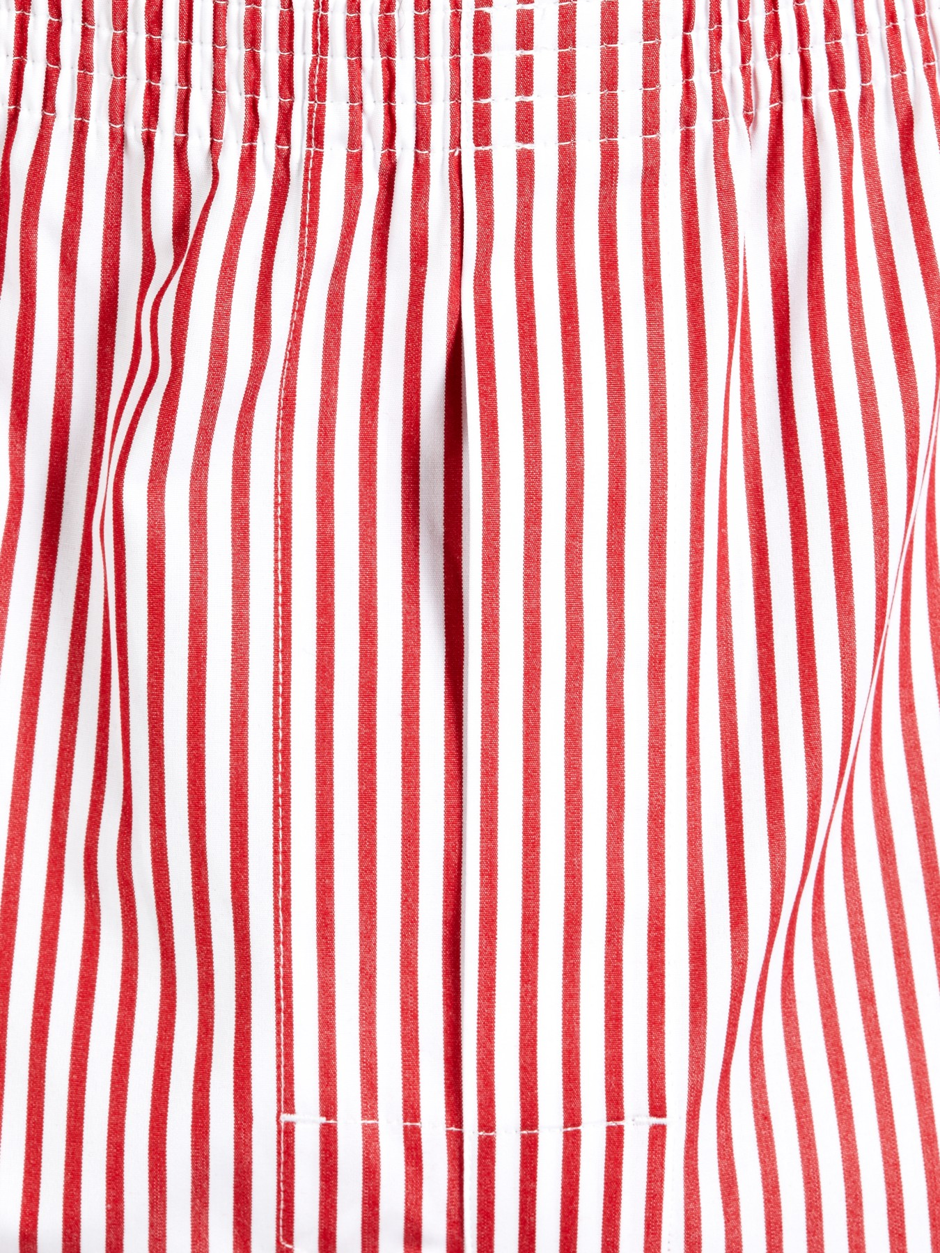 Thomas Pink Alford Stripe Boxer Shorts In Red For Men Lyst
