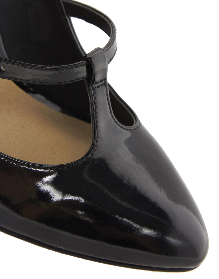 2c48fa9fcc4 Lyst - The North Face Asos Parachute High Heels in Black