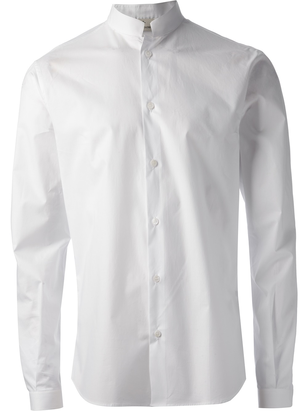 Button Up White Shirt | Is Shirt