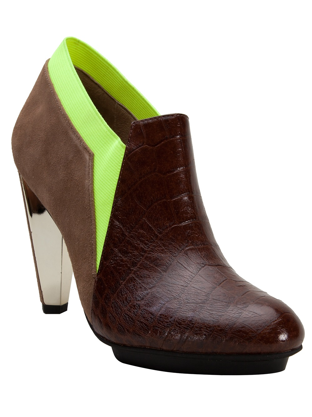 Lyst - United Nude Lola Bootie In Green-4865