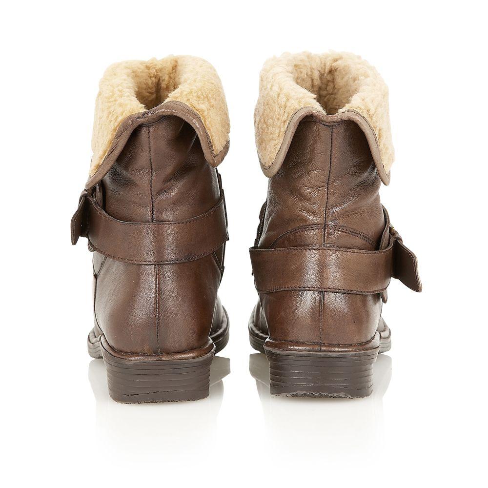 Lotus Matterhorn Casual Boots in Brown