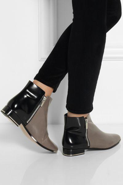 Michael Kors Boots uk Boots in Gray Michael Kors