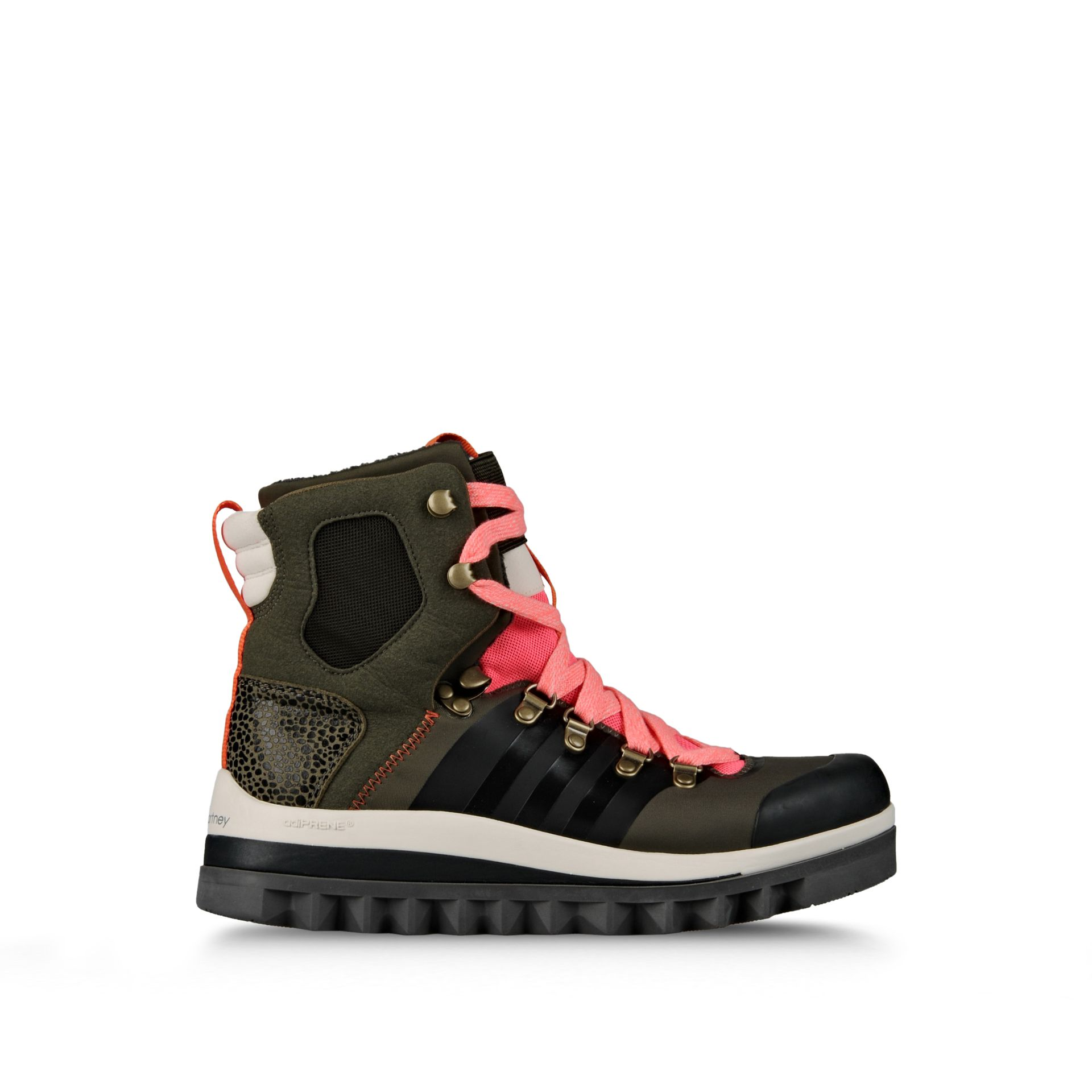 Stella McCartney Eulampis Boots in Green