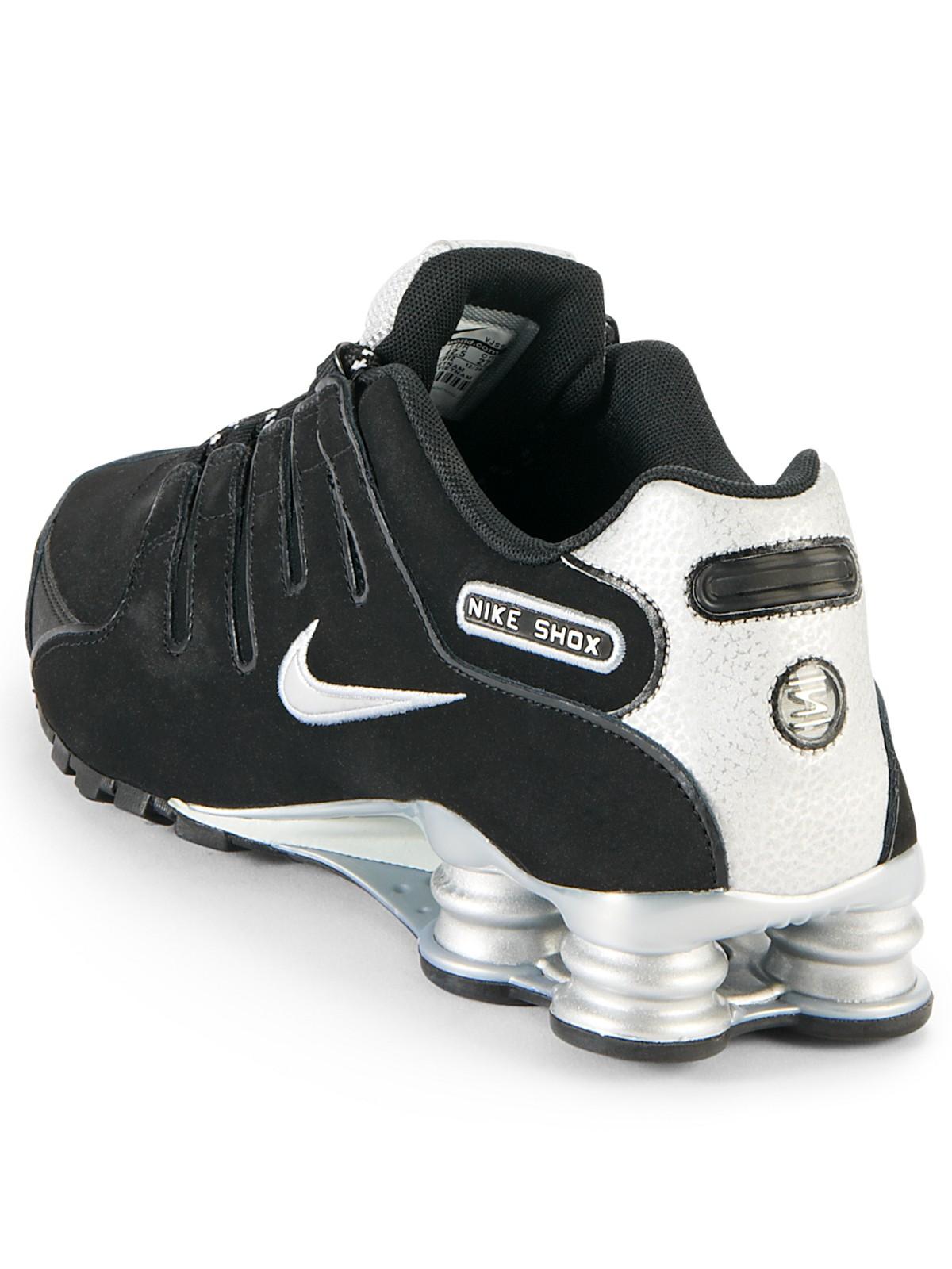 Nike Shox Nz Mens Trainers