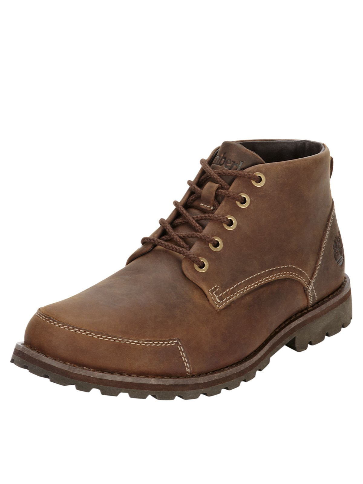 timberland earthkeepers rugged mens chukka boots in brown