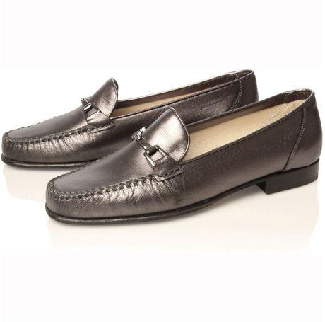 Carvela Kurt Geiger Mariner Loafer Shoes in Gray for Men (Grey) | Lyst