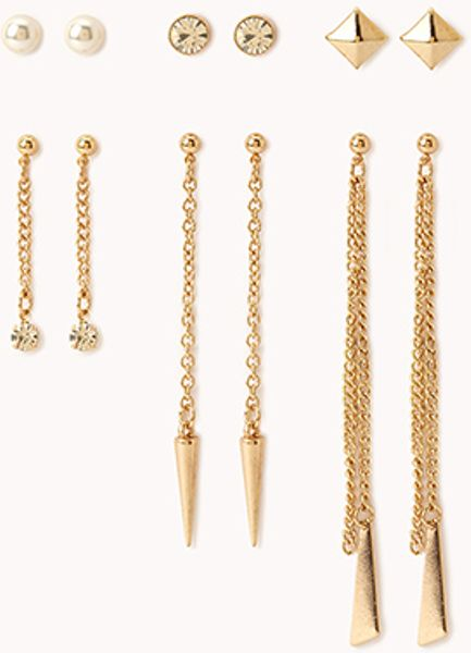 Robes de mariee forever 21 earrings studs for Forever 21 jewelry earrings