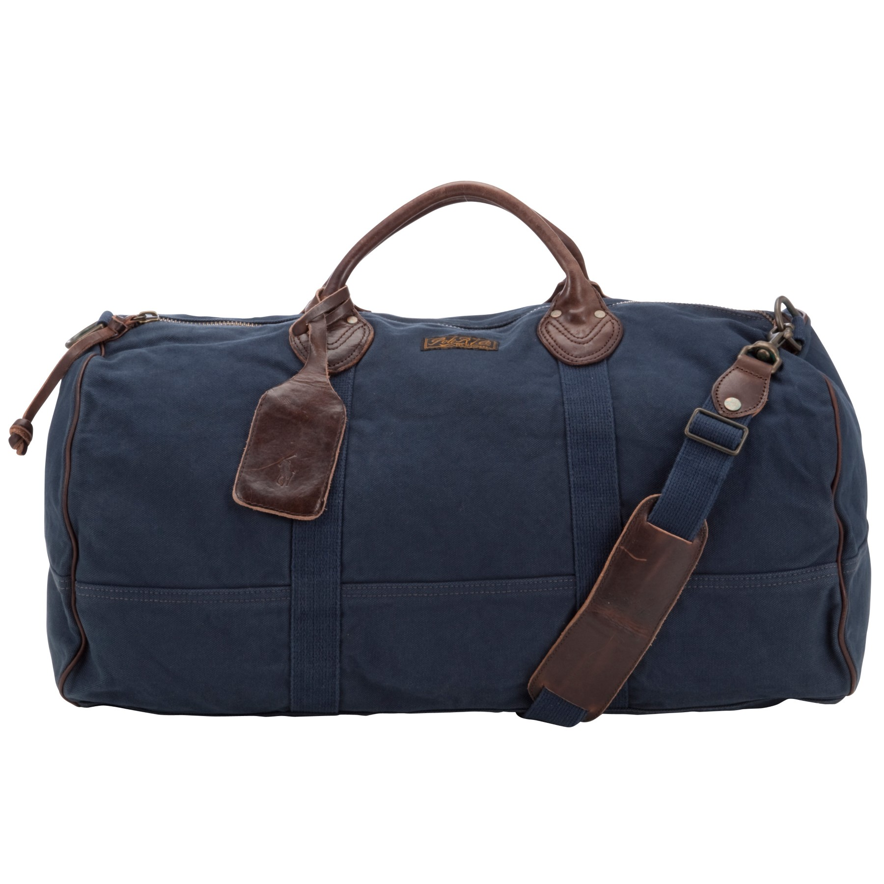 Free shipping BOTH ways on lauren by ralph lauren tate large barrel satchel, from our vast selection of styles. Fast delivery, and 24/7/ real-person service with a smile. Click or call