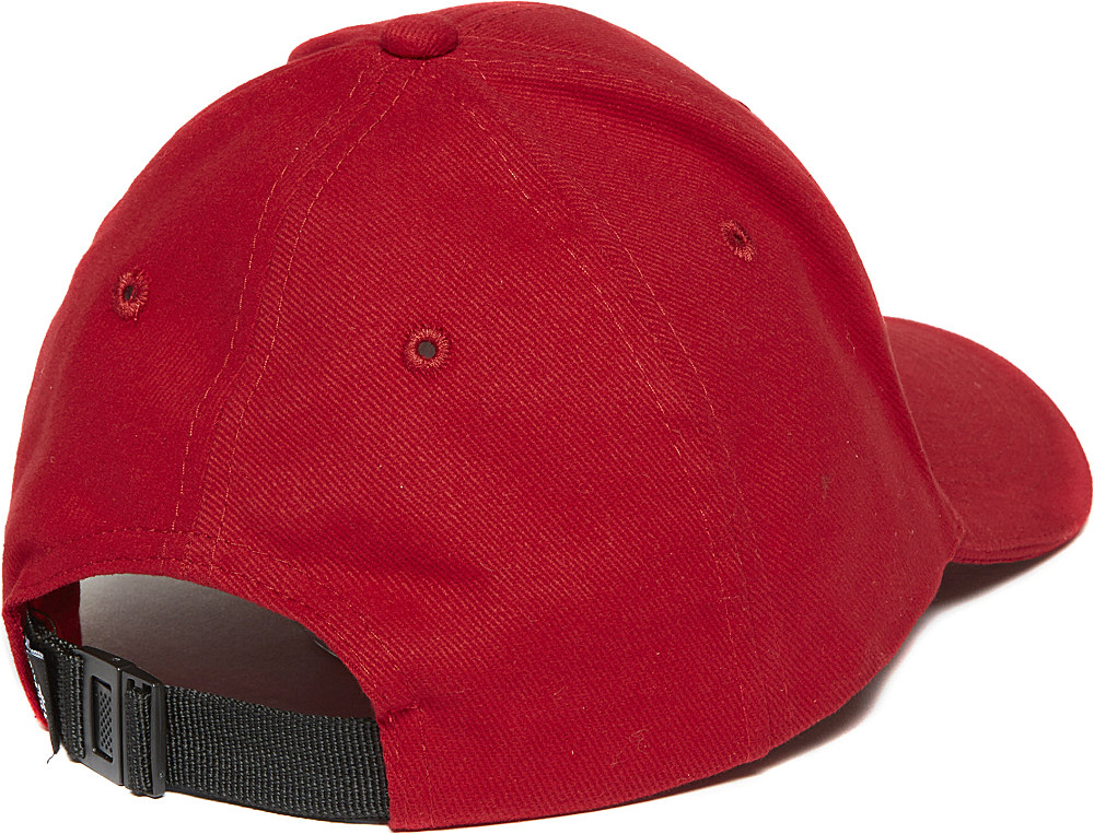 Stone Island - Red Logo Cap for Men - Lyst