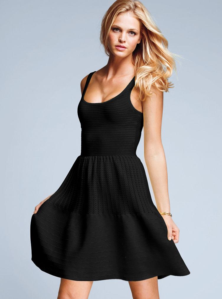 Victoria Secret Black And White Dresses Dress Online Uk