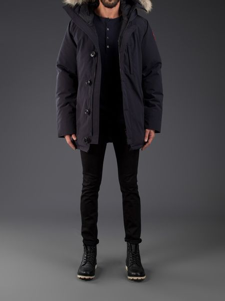Canada Goose womens sale 2016 - Canada Goose Chateau Parka Navy images