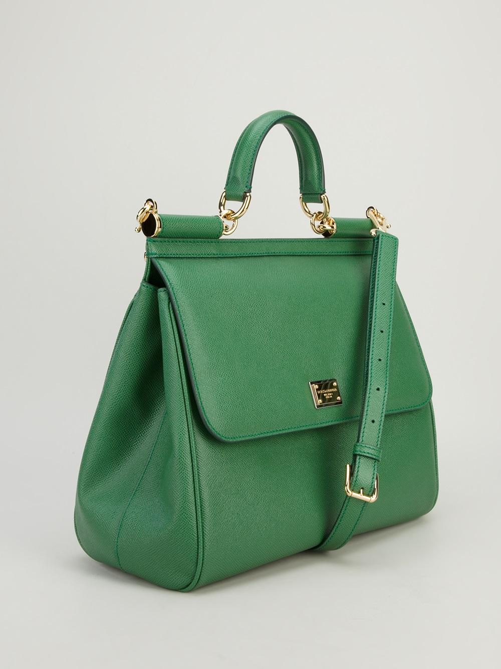 Dolce And Gabbana Green Bag - Best Photos Skirt and Bag ... 31c5ef639adbf