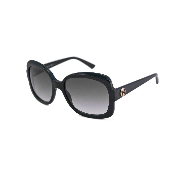 Gucci Womens Havana Square Sunglasses in Brown | Lyst  |Gucci Sunglasses Women 2013