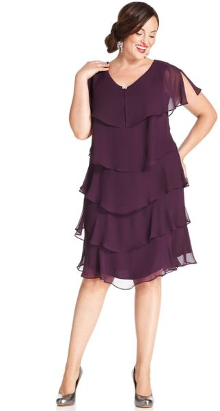 Pictures Of Plus Size Eggplant Dress Kidskunstfo
